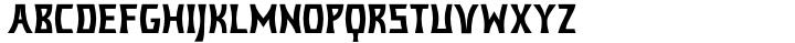Concavex™ Font Sample