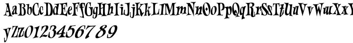 Jester Font Sample