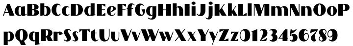 Grandecort™ Font Sample