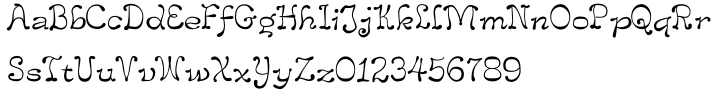 LeakorLeach™ Font Sample