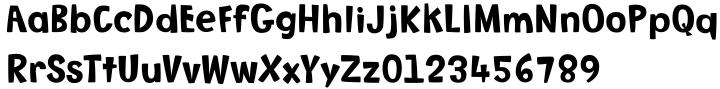 Roger Font Sample