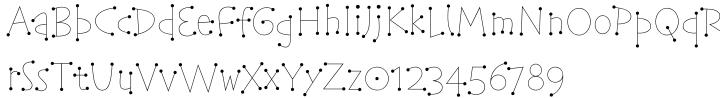 Telegram™ Font Sample