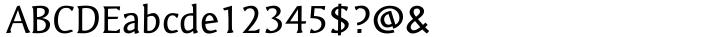 Bardi™ Font Sample