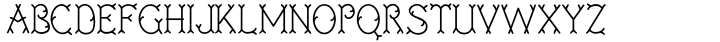 Twigglee™ Font Sample