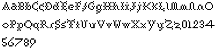 Hein Recueil™ Font Sample
