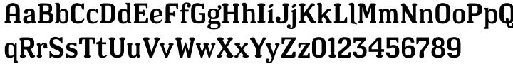 Los Feliz Font Sample