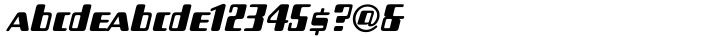Bommi™ Font Sample
