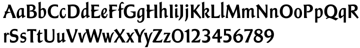Champers™ Font Sample