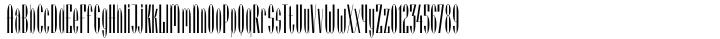 Arcadia® Font Sample