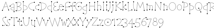 Telegram Font Sample