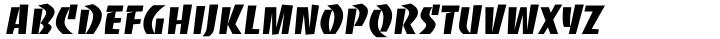 Banco® Font Sample