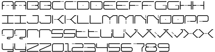 Fresh Font Sample
