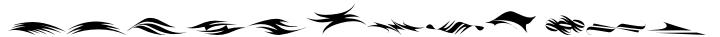 Altemus Arabesques Font Sample