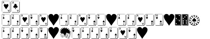 Altemus Games Font Sample