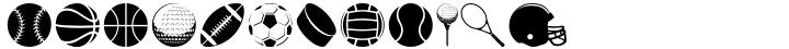 Altemus Sports Font Sample