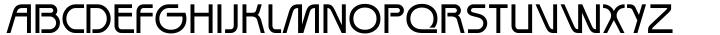 Diagonal ND™ Font Sample