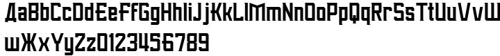 Aleksei Font Sample