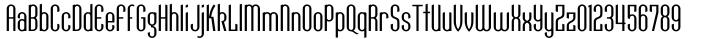 Conques Font Sample