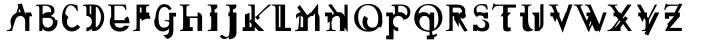 Entropy Font Sample