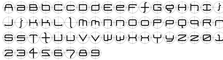Future Kill Font Sample