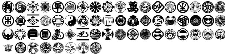 Kurusu Font Sample