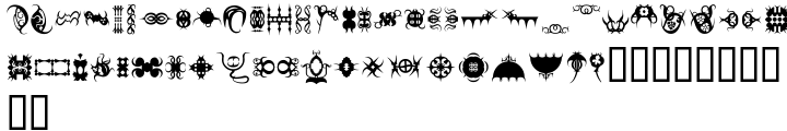 Sagember Font Sample