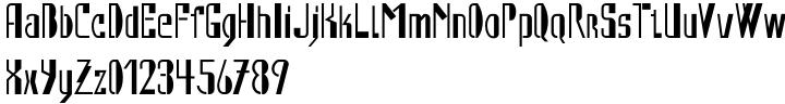 Linotype Automat™ Font Sample