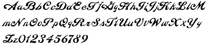 Linotype Constitution™ Font Sample