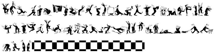 Linotype Maenneken™ Font Sample
