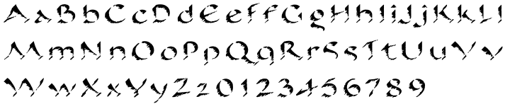 Linotype Pine™ Font Sample