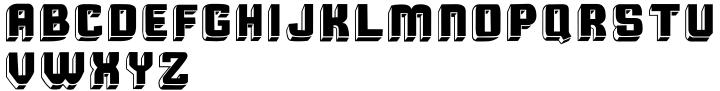 Cuba™ Font Sample