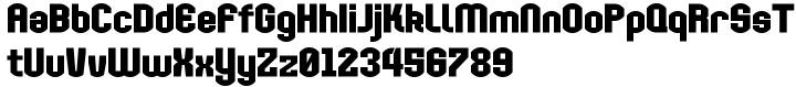 OL Butterfly Font Sample