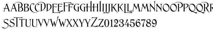 Sveva Font Sample