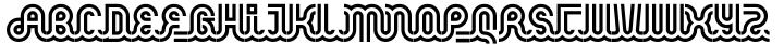 Phatburner Font Sample