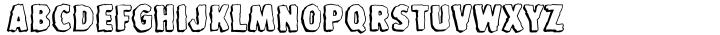 Stone Age Font Sample