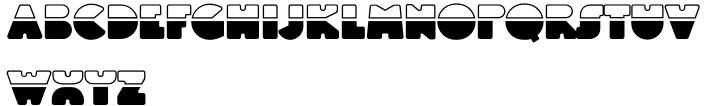Linotype BlackWhite™ Font Sample