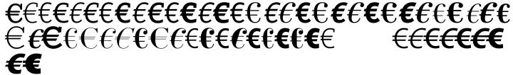Linotype EuroFont™ Font Sample