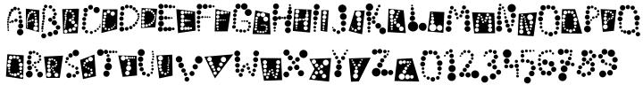 Linotype Kropki™ Font Sample