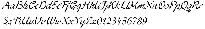 Linotype Agogo™ Font Sample
