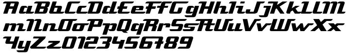 Linotype Atomatic™ Font Sample