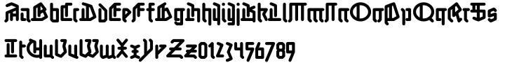 Linotype Auferstehung™ Font Sample