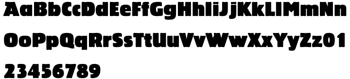 Linotype Bariton™ Font Sample
