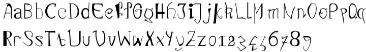 Linotype Cadavre Exquis™ Font Sample
