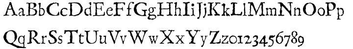 Linotype Compendio™ Font Sample