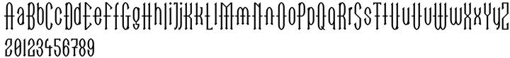 Linotype Go Tekk™ Font Sample