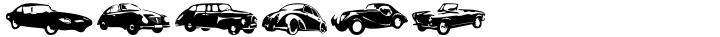 Linotype Harry Cars™ Font Sample