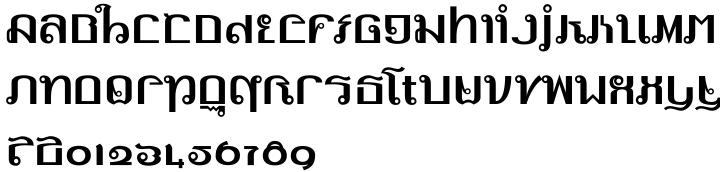 Linotype Mhai Thaipe™ Font Sample
