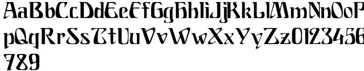 Ariosto Font Sample