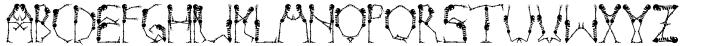 Boneyard Font Sample