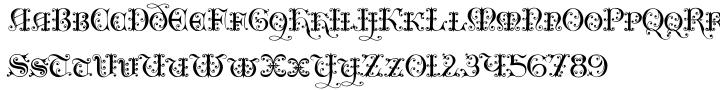 Clairveaux Font Sample
